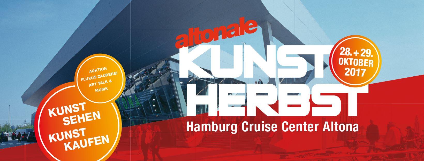 Altonale Kunstherbst 2017 Banner