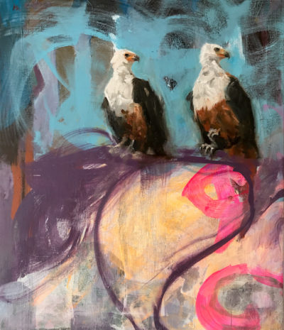 Adlerpaar