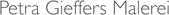 Petra Gieffers – Malerei Logo