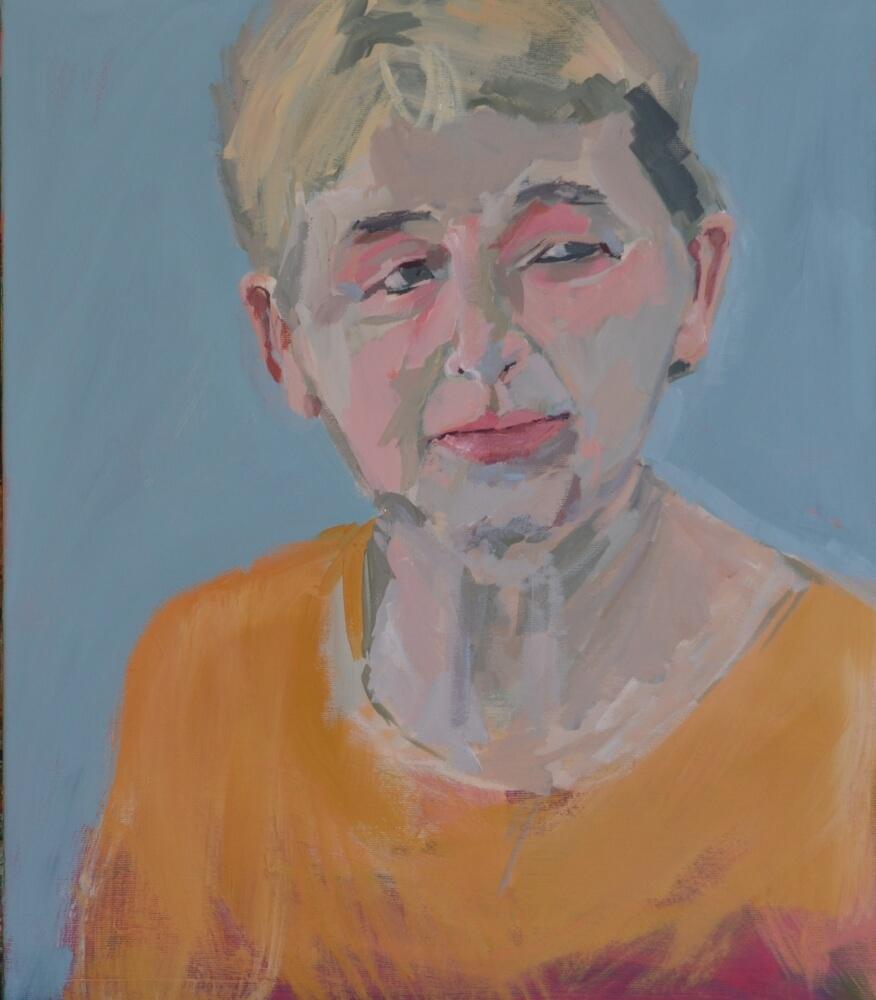 Portrait Helga